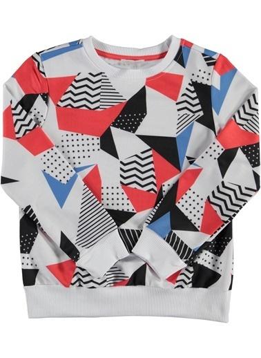 Panço Sweatshirt Mercan